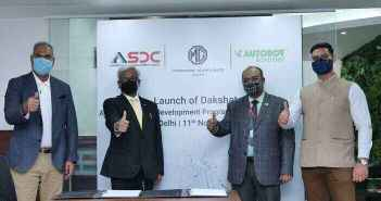 MG Motors launches 'Dakshata' in partnership with ASDC
