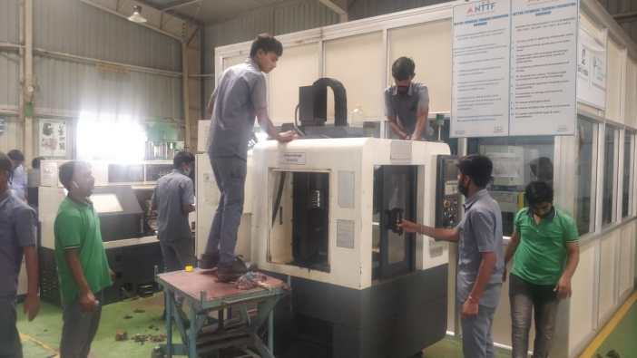 Technical training that ensures industry-readiness and aspirational career paths