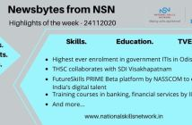 Newsbytes on skill development