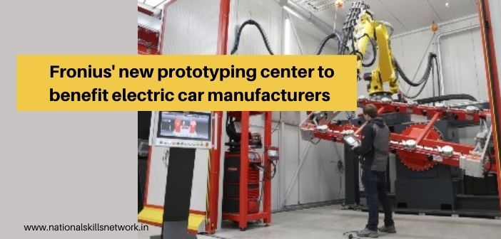 Fronius' new prototyping center to benefit electric car manufacturers