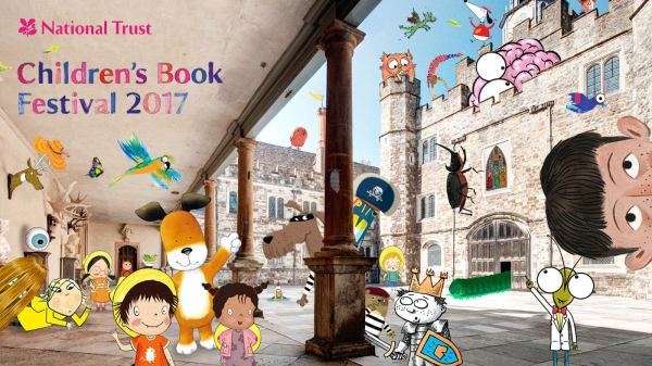 Children's Book Festival at Knole   National Trust