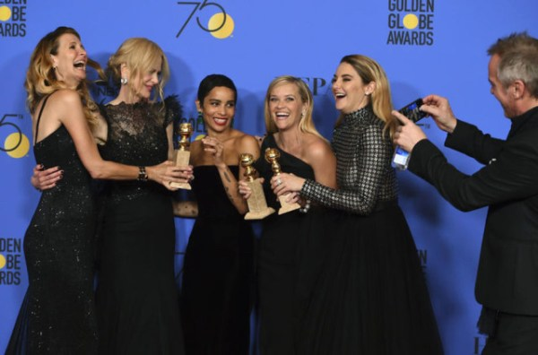Golden Globes 2018: Sexual harassment scandal dominates ...