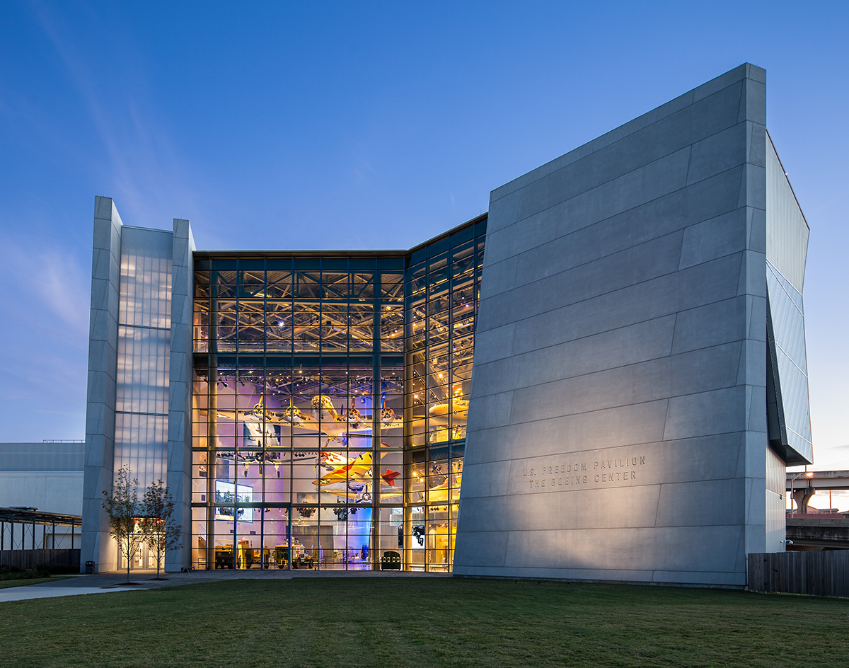 Image result for The National WWII Museum - New Orleans, Louisiana