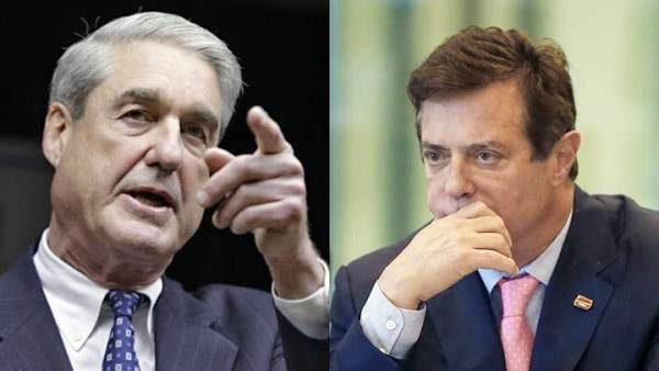 Mueller Seeks to Block Manafort's Defense He Is Being Targeted For Prosecution Because of His Connection to Trump