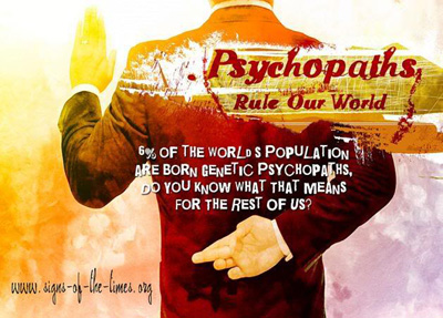 Twilight Of The Psychopaths