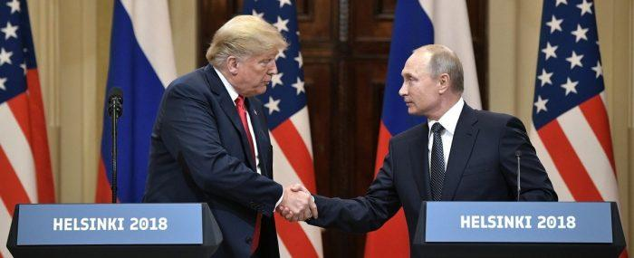 """Paul Craig Roberts: """"Is President Trump A Traitor Because He Wants Peace With Russia?"""""""