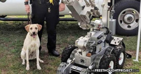 Cop Turns Off Heat Alarm, Leaves Dog in Hot Car Until He Dies, Not Charged Because He's a Cop