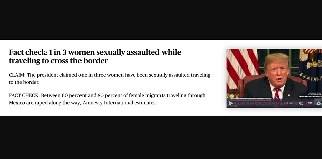CBS News Deletes Viral Fact Check On Migrant Women Raped Crossing Southern Border