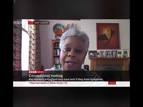 "Donna Kinnair Slips up Live: ""We haven't infected enough of the population with this virus"""