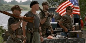 Militia group, right-wing