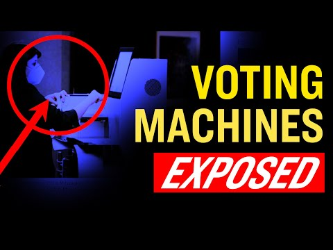 Troubling Foreign Ties Behind Voting Machines Used in US | Declassified | Gina Shakespeare