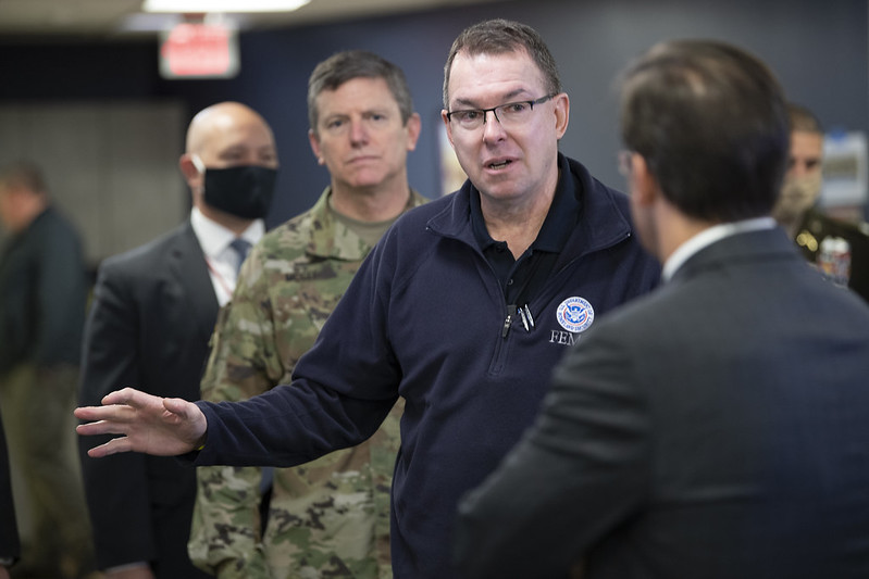 FEMA Admin Pete Gaynor takes over DHS as acting head, in-charge of D.C. security