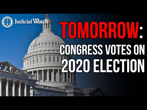 Can Donald Trump Remain President if Congress Challenges 2020 Election?