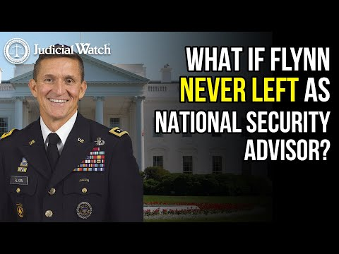 """FLYNN: """"If I Stayed On As National Security Advisor, Mueller Probe Would Not Have Happened!"""""""