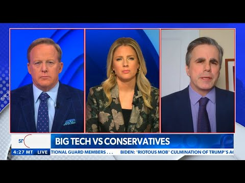 """President Trump CENSORED by Big Tech–""""Corporate Attack"""" on Free Speech in America"""