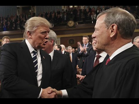 Justice Roberts Defends Trump by Refusing to Attend Senate Impeachment According to Rand Paul