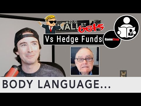 Body Language: WallStreetBets Vs Hedge Funds, Gamestop