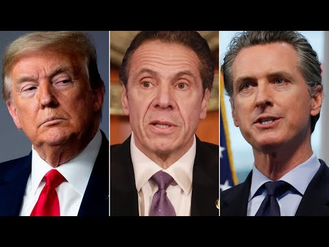 Trump Finds Hush Money Given by Witmer, Newsom Recall and Cuomo Investigation as Rivals Face Demise