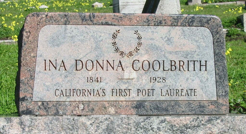 Ina Coolbrith: The First State Poet Laureate