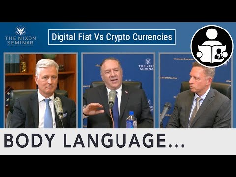 Body Language: Future Of Money, Pompeo on Fiat & Crypto Currencies