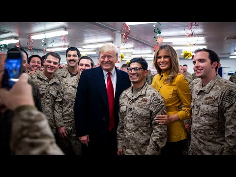 Trump's Deal Withdraws Troops from Never-Ending Quagmires by Forcing Democrats to Remove Americans