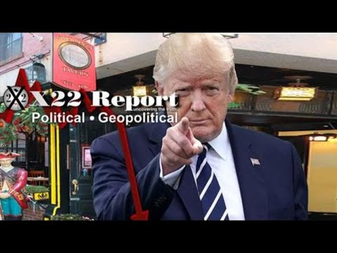 🔴 𝐗𝟐𝟐 𝐑𝐄𝐏𝐎𝐑𝐓 | EP. 2452B – STRENGTH IN NUMBERS, THE POWER OF THE PEOPLE, TRUMP SENDS MESSAGE Latest