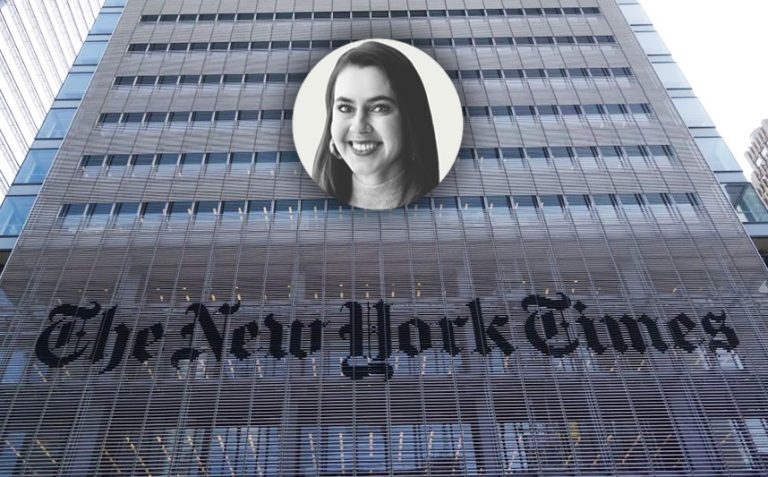 Taylor Lorenz, Other New York Times Employees to Get Special Days Off for 'Exhaustion'