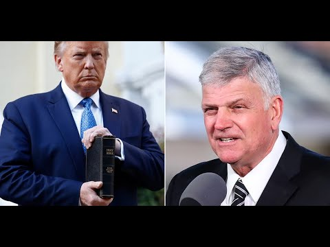 Franklin Graham Worries Trump Can't Run Again in 2024 Because of Eating Habits and Age