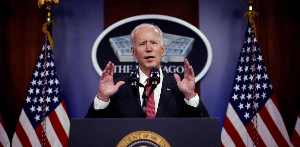 Biden's Foreign Policy: (Almost) 'Silence of the Lambs'