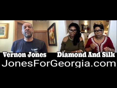 Vernon Jones had this to say about his run for Governor