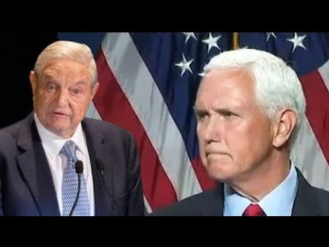 MIKE PENCE GETS WHAT HE DESERVES! REVEALED: GEORGE SOROS' LATEST SNEAKY MOVE TO DIVIDE AMERICA.+NEWS