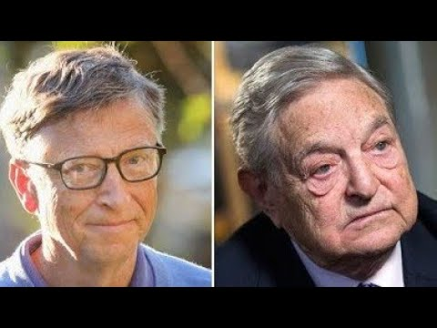 UH-OH! CHECK OUT WHAT GEORGE SOROS & BILL GATES ARE CURRENTLY UP TO…+OTHER SINISTER AND VITAL NEWS
