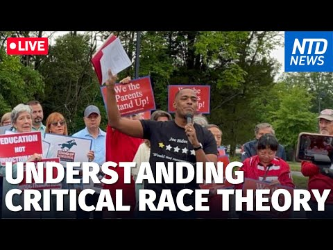 LIVE: Panel Discussion:What is Critical Race Theory?