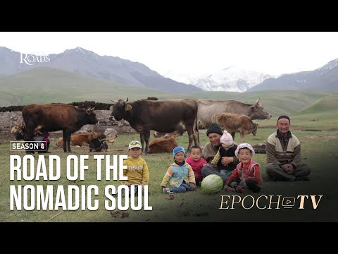 The Road of the Nomadic Soul | Mythical Roads