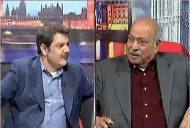 Khara Sach with Mubashir Lucman – 27th July 2017