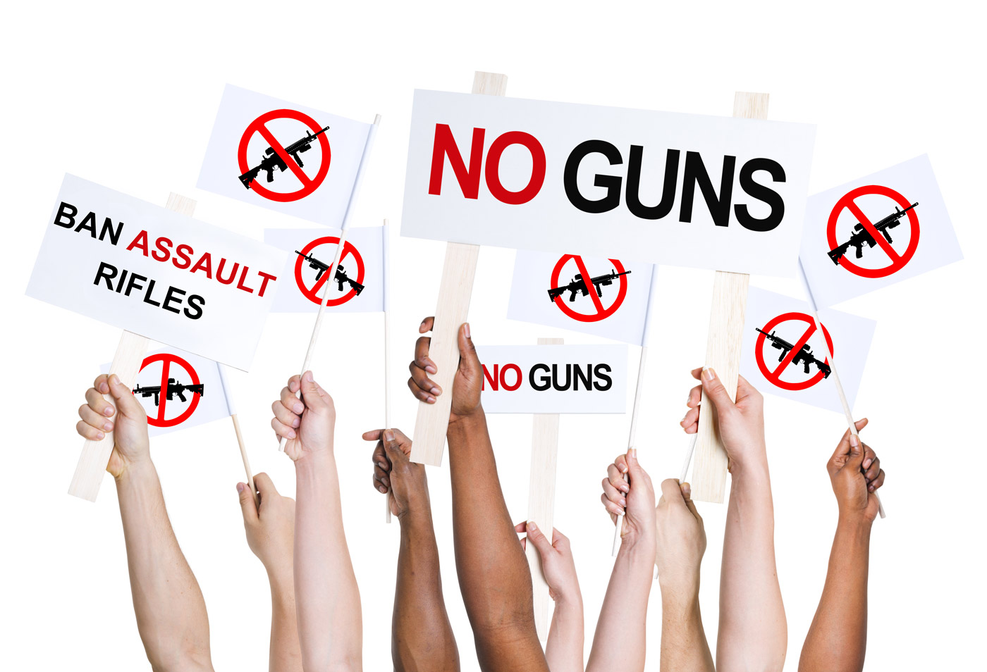 US mass killers crucially abetted by nuts who won't ban