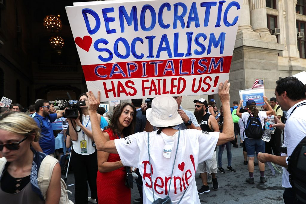 Why the Democratic Socialists of America won't stop growing