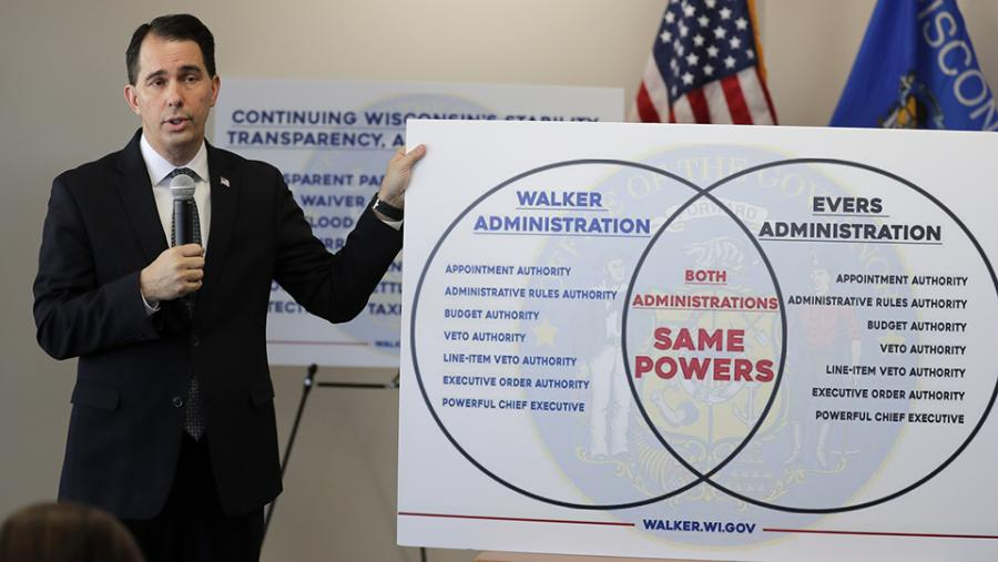 wisconsin gop u0026 39 s lame-duck power grab ruled unconstitutional