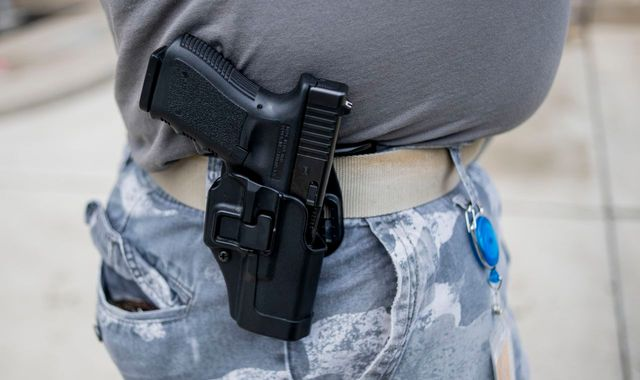 Open Carry Ban at Polls Thrown Out