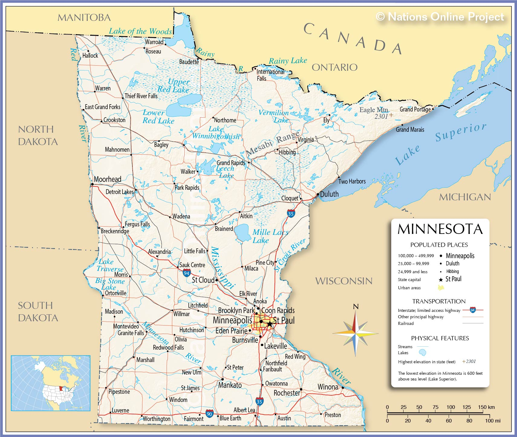 US State Department and resettlement contractors salted Minnesota ...