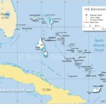 Map Of The Bahamas Nations Online Project