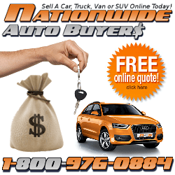 Sell My Car For Cash Online Quote
