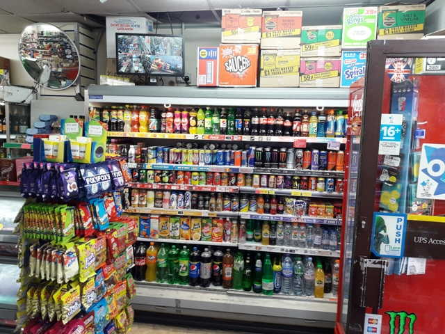 Convenience Store & Off Licence in Finchley For Sale