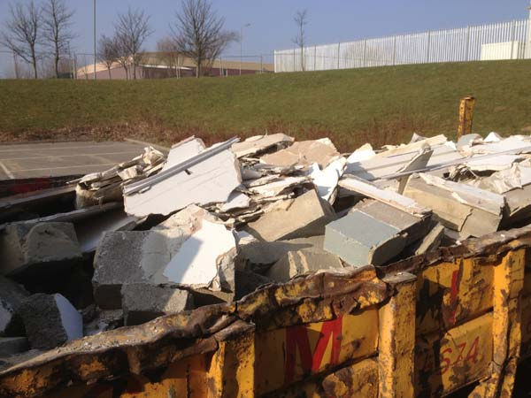 Durham Industrial Unit Property Clearance