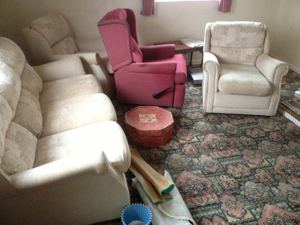 Oxford House Clearance