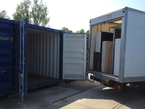 Durham Storage Container Clearance