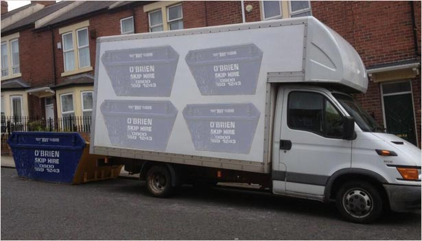 Nationwide House Clearance Skip Hire Alternative
