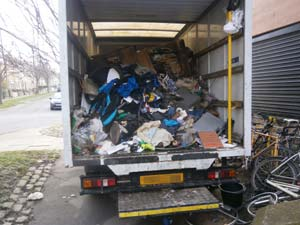 Verminous & Cluttered House Clearance Redditch