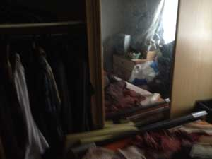 Bethnal Green Hoarders House Clearance Declutter & Clean