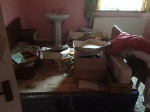 Elgin Water Damaged House Clearance